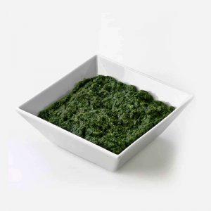 Spinach Pulp